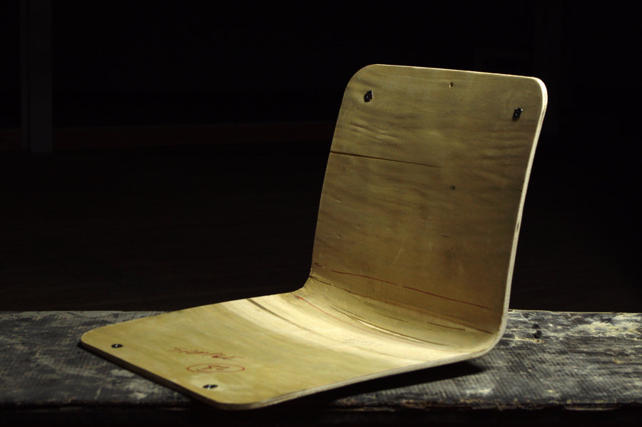 Bent Plywood Part 4